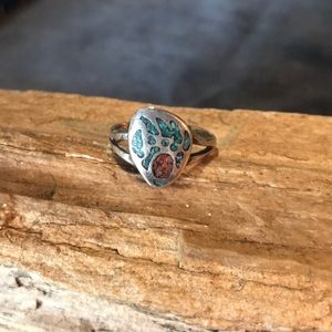Jewelry - Native American Bear Paw Ring